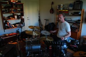 Sebbe rehearsing for SLM