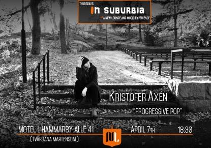In Suburbia April 7